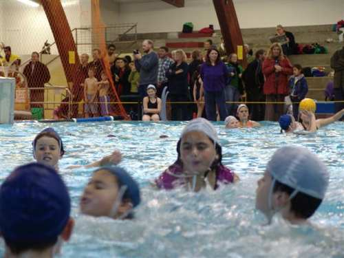 Display image in the 2005 Swim City Flippaball & Water Polo League gallery.
