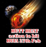 Hutt Heat action to hit Huia 27th Feb