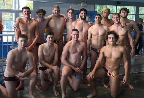 Display image in the 2019 Honda National Water Polo League gallery.